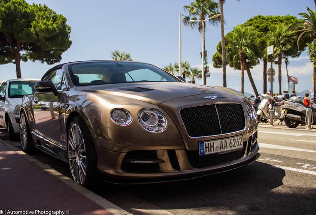 Bentley LE MANSory GTC II 2012