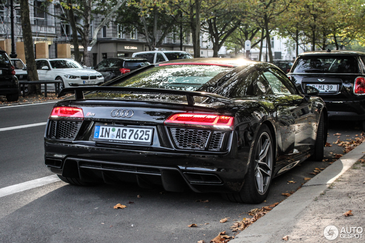 Audi R8 V10 Plus 2015 - 9 octobre 2015 - Autogespot