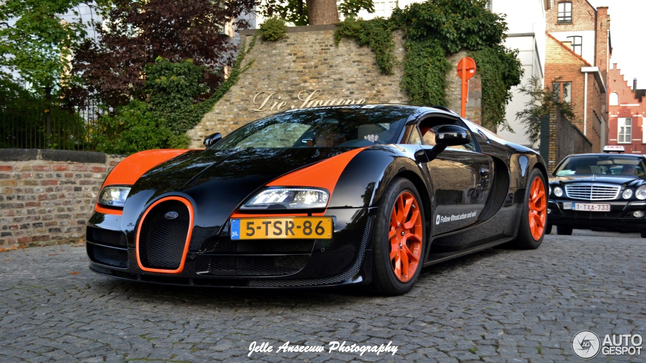 bugatti veyron 16 4 grand sport vitesse world record car edition 11 oktober 2015 autogespot. Black Bedroom Furniture Sets. Home Design Ideas