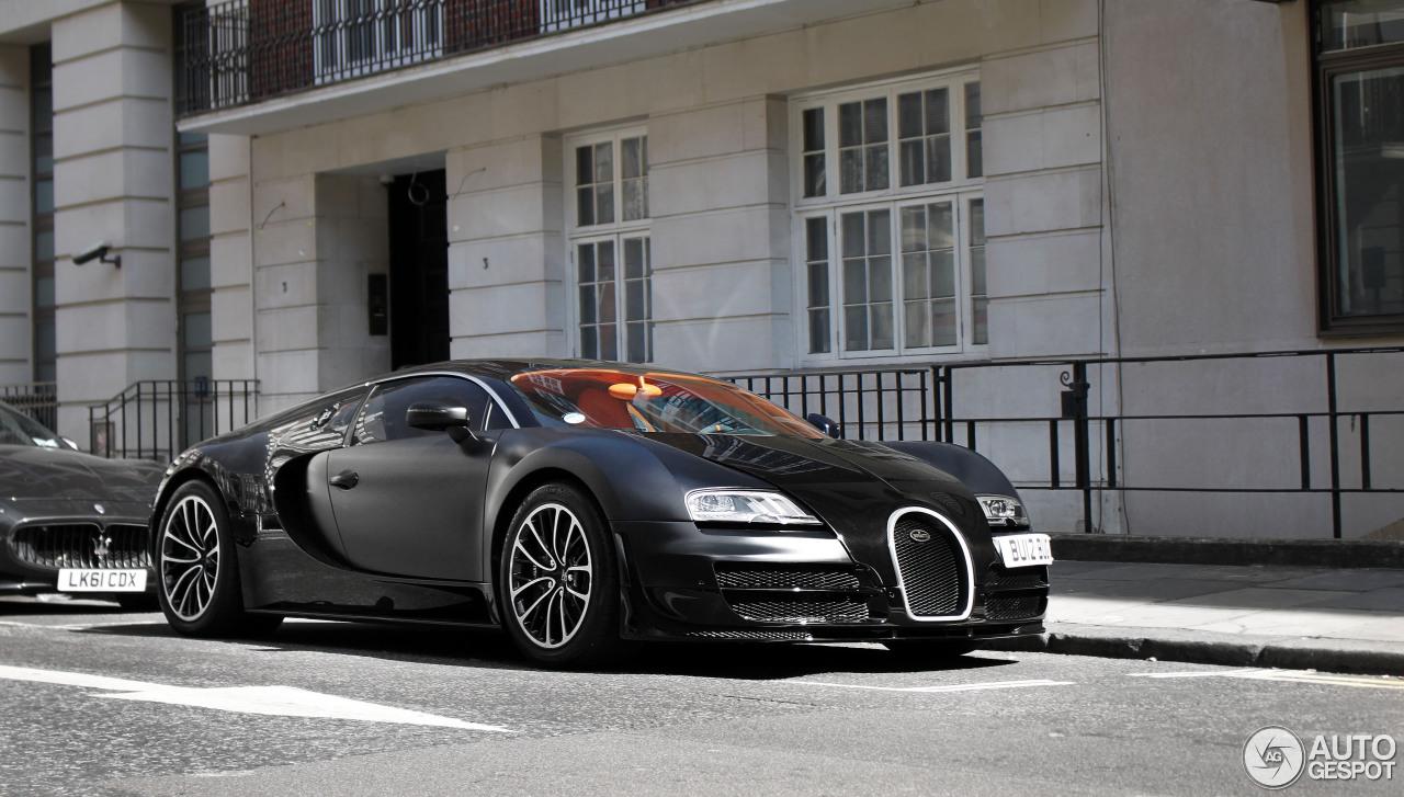 bugatti veyron 16 4 super sport sang noir 11 october 2015 autogespot. Black Bedroom Furniture Sets. Home Design Ideas