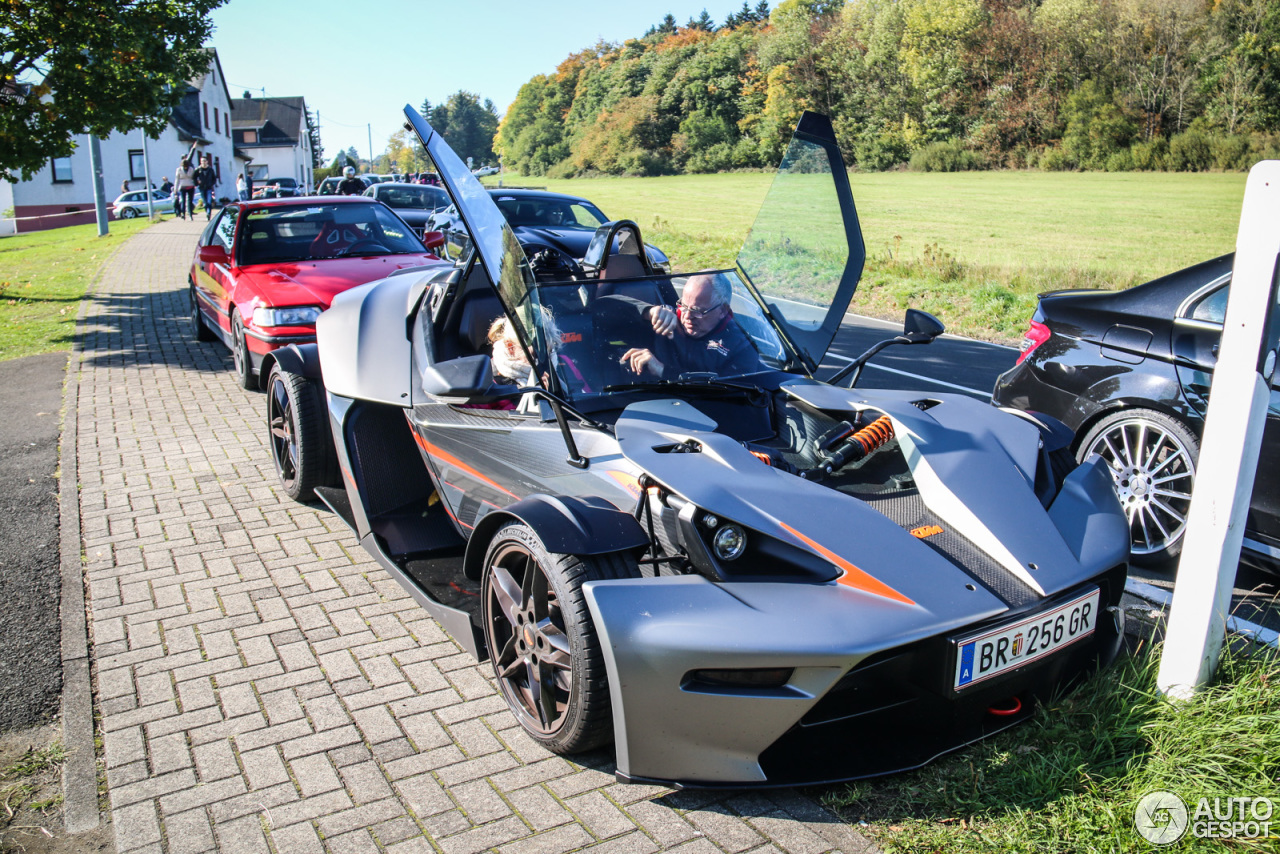 Ktm x bow gt 11 october 2015 autogespot - X bow ktm ...