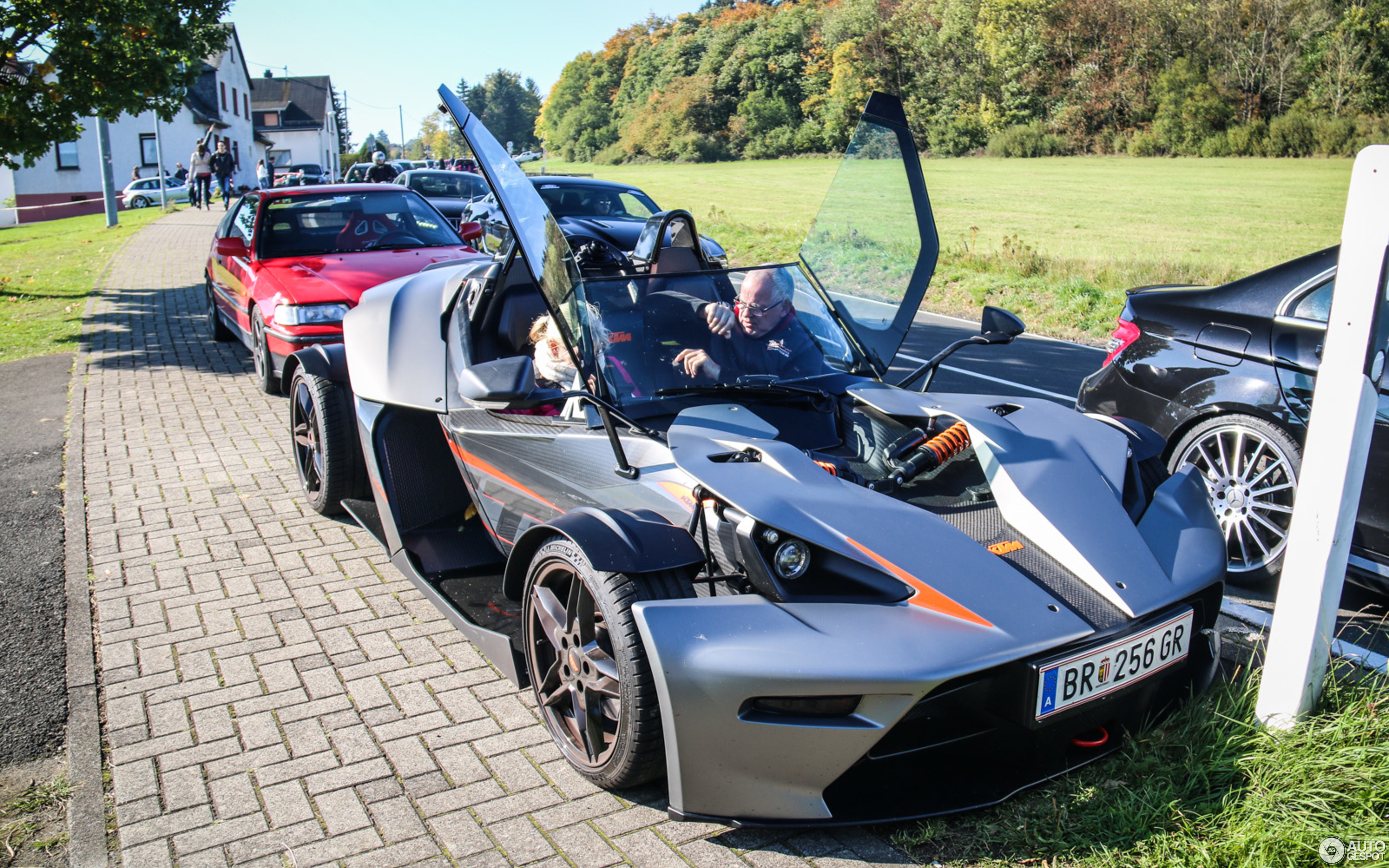 KTM X-Bow GT - 11 October 2015 - Autogespot