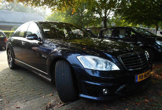 Mercedes-Benz S 63 AMG W221