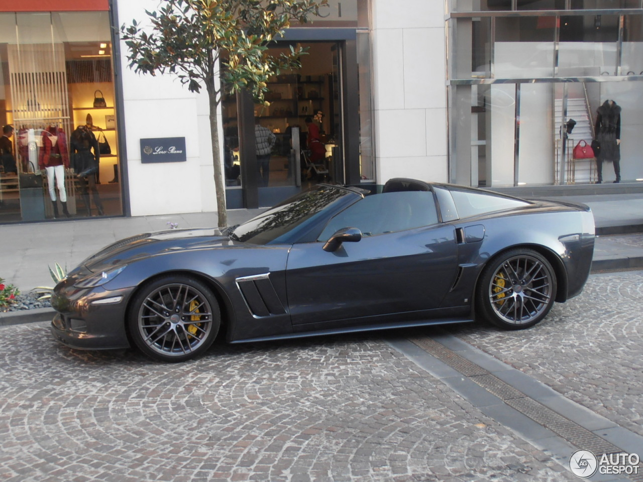 chevrolet corvette c6 grand sport convertible 14 october 2015 autogespot. Black Bedroom Furniture Sets. Home Design Ideas