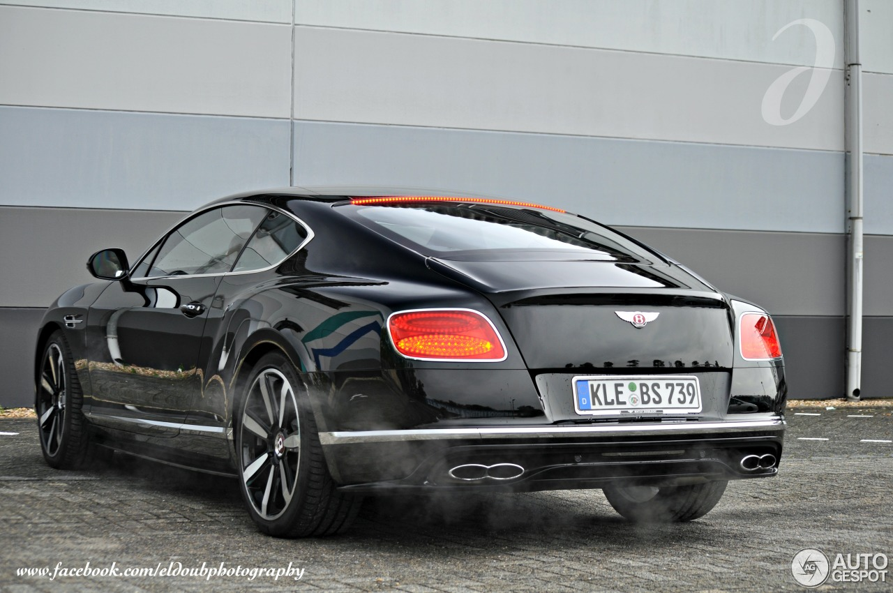 bentley continental gt v8 s 2016 17 octobre 2015 autogespot. Black Bedroom Furniture Sets. Home Design Ideas