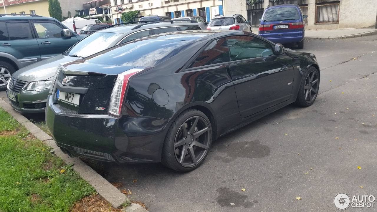 cadillac cts v coup 17 october 2015 autogespot. Black Bedroom Furniture Sets. Home Design Ideas