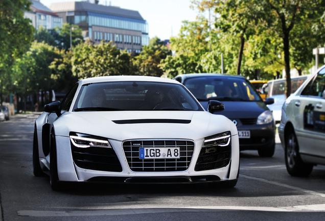 Audi R8 2013 Prior Design PDGT850