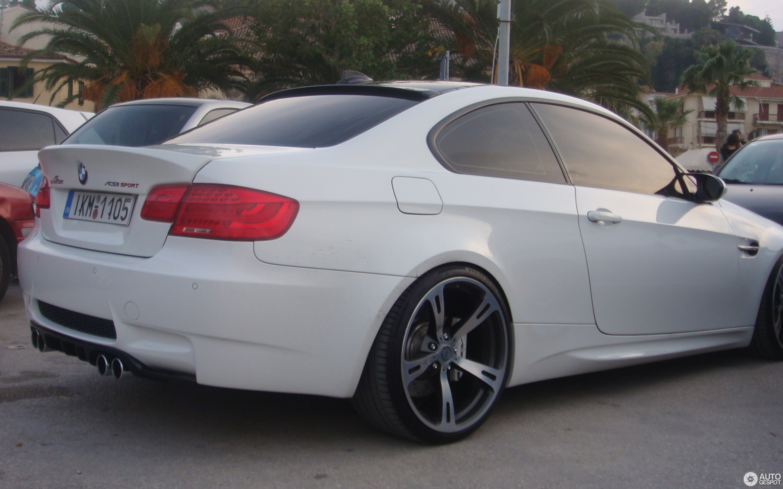 BMW AC Schnitzer ACS Sport E October Autogespot - Schnitzer