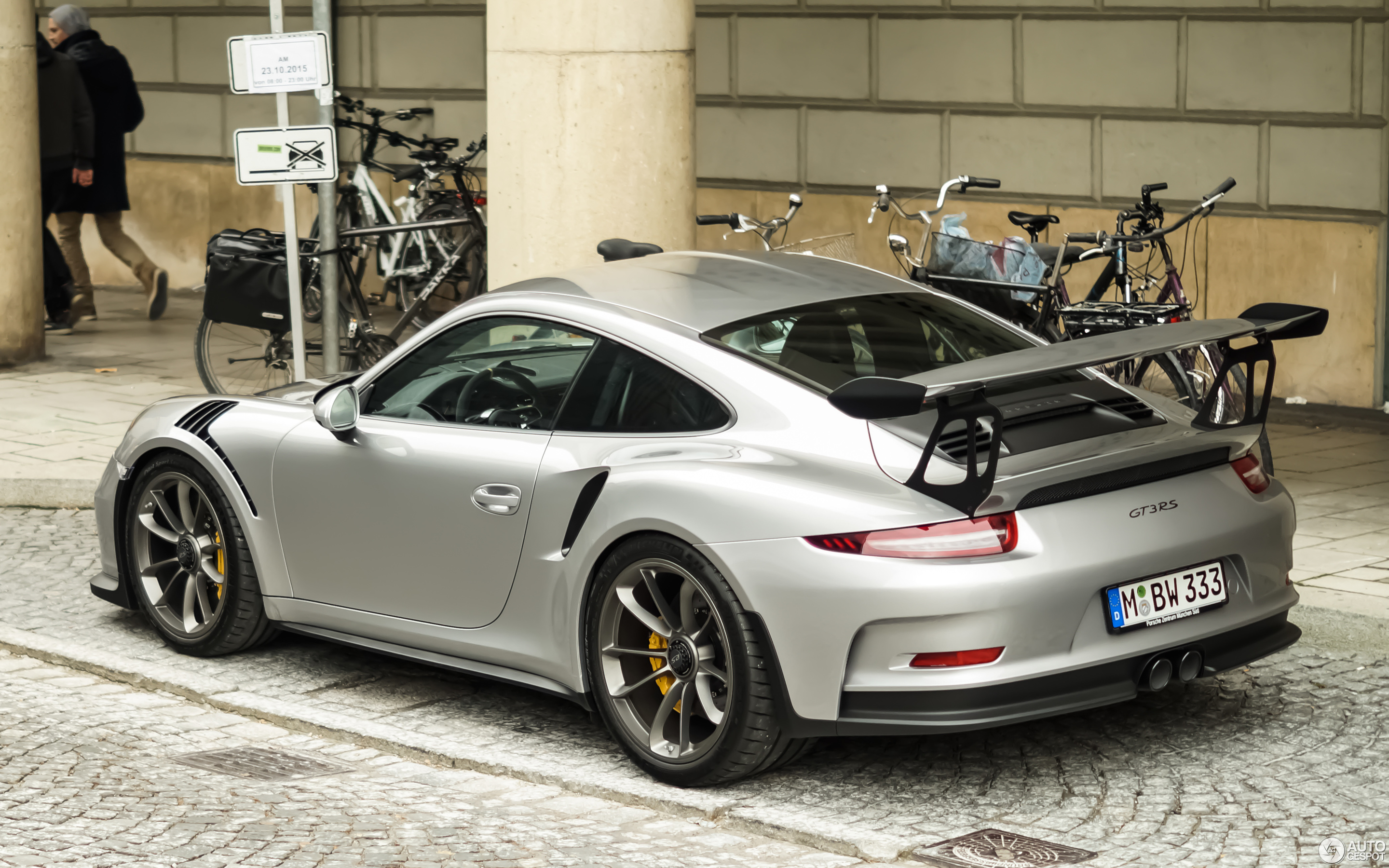 Porsche 991 Gt3 Rs 18 October 2015 Autogespot