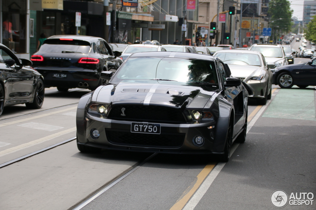 Ford Mustang Shelby GT500 Super Snake Galpin Auto Sports Wide Body ...