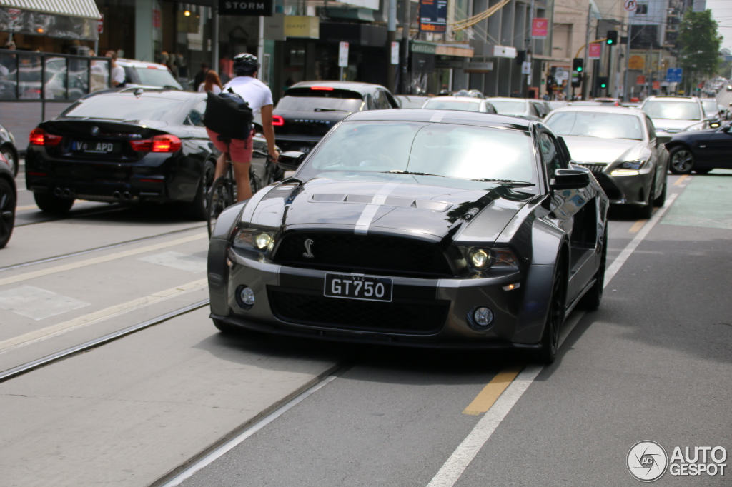 Ford Mustang Shelby Gt500 Super Snake Galpin Auto Sports