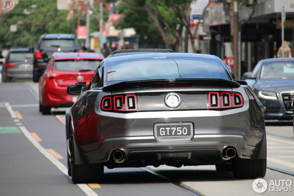 Ford Mustang Shelby GT500 Super Snake Galpin Auto Sports Wide Body - 19 October 2015 - Autogespot