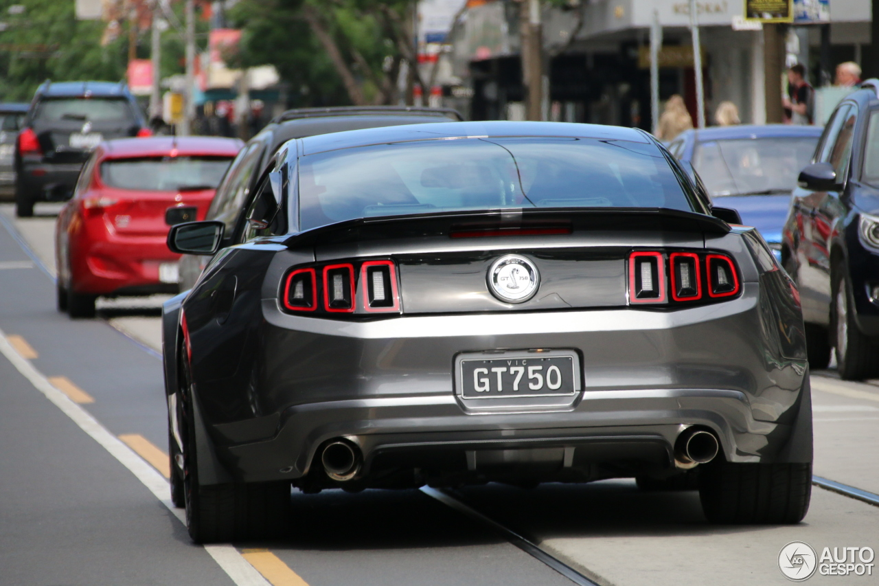 Ford mustang shelby gt500 super snake galpin auto sports wide body