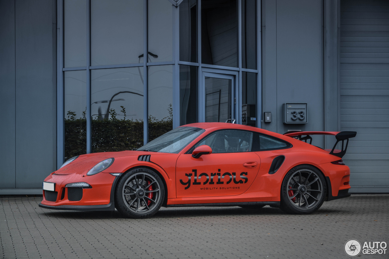 porsche 991 gt3 rs 19 oktober 2015 autogespot. Black Bedroom Furniture Sets. Home Design Ideas