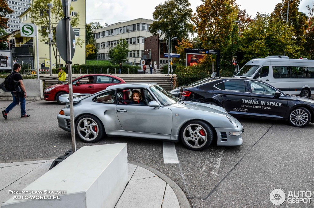 Porsche 993 Turbo S 20 October 2015 Autogespot