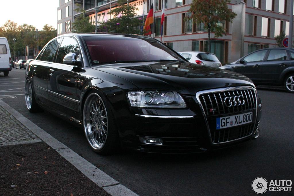 Audi S8 D3 - 21 October 2015 - Auspot
