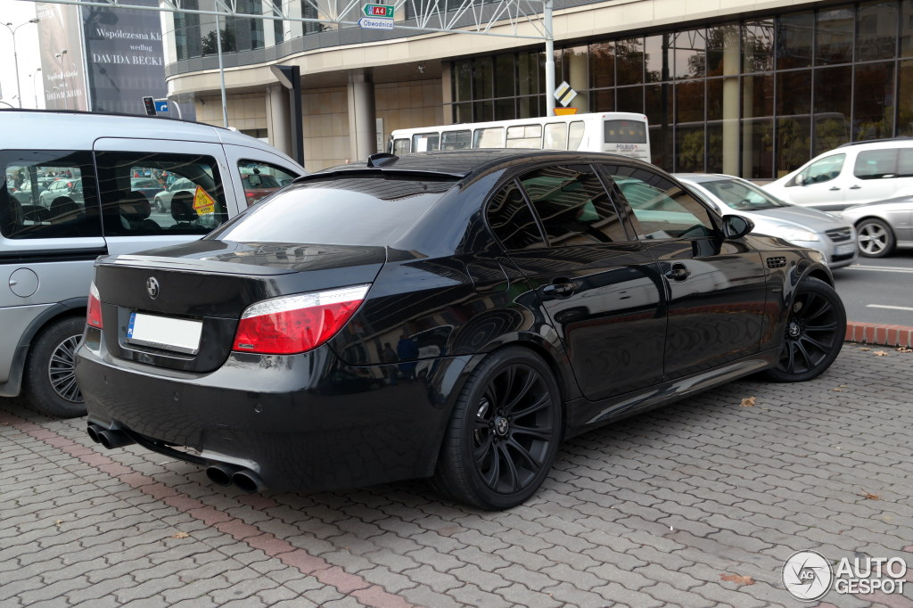 Permalink to Bmw M5 E60 For Sale