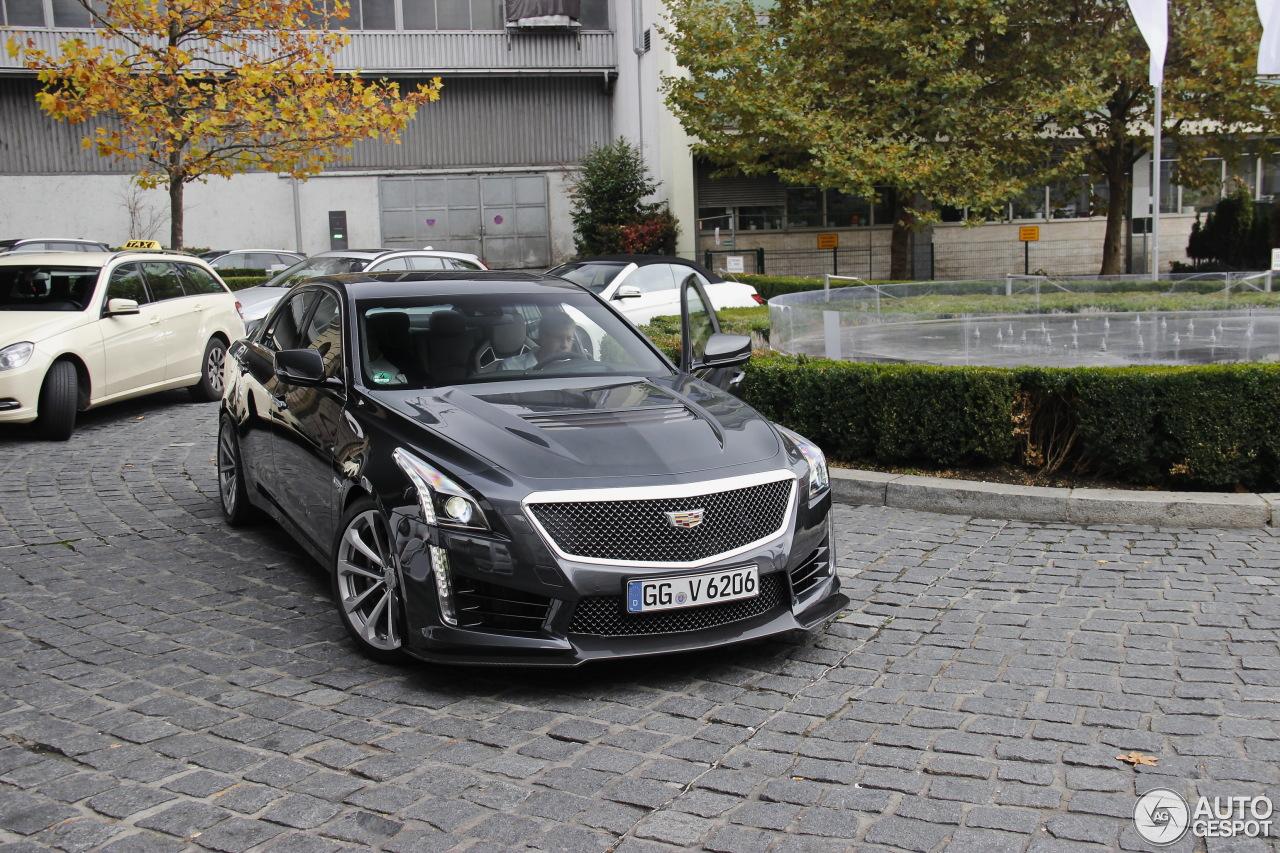Cadillac Cts V C
