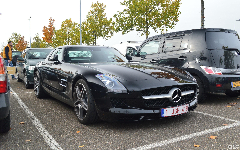 Mercedes Garage Roermond : Mercedes benz sls amg october autogespot