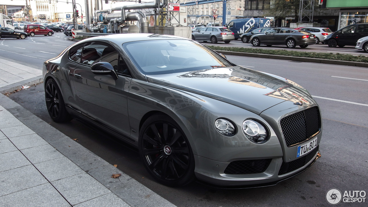 Bentley Continental Gt V8 S Concours Series Black 27