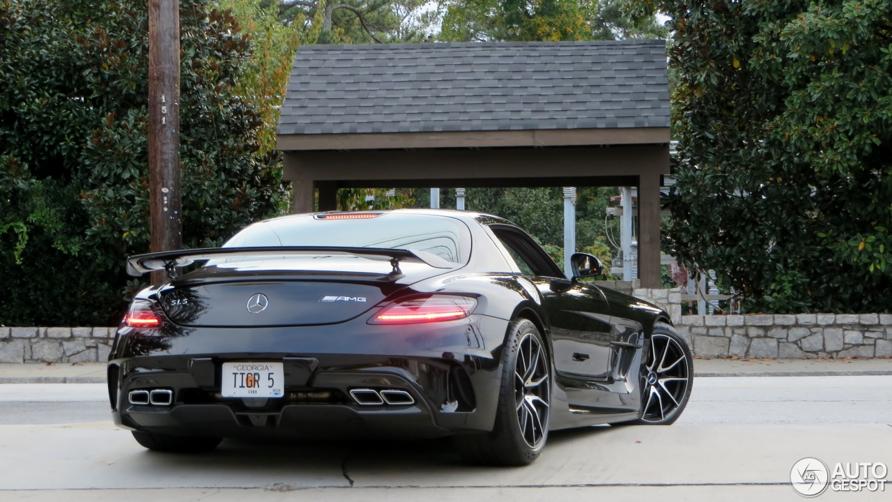 Mercedes benz sls amg black series 28 october 2015 for Mercedes benz roswell road