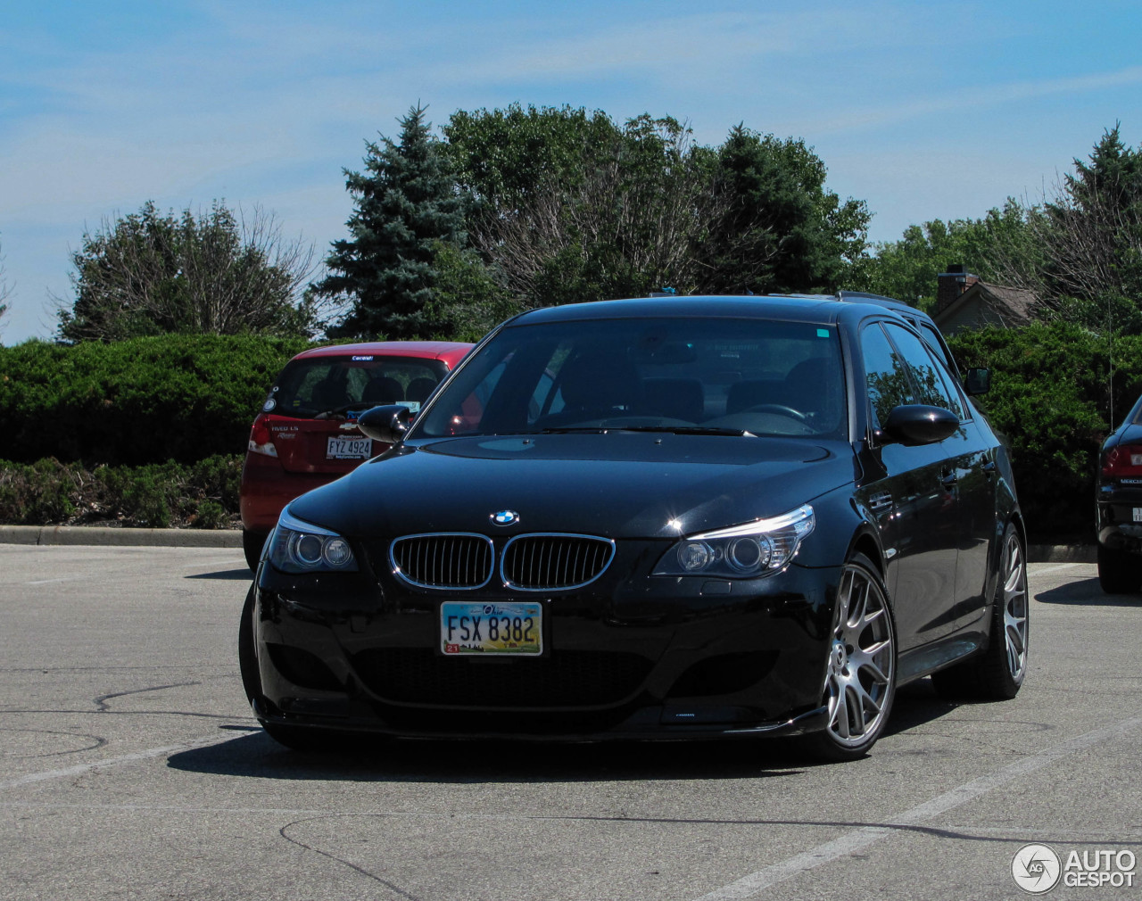 Bmw Dinan M5 E60 29 October 2015 Autogespot