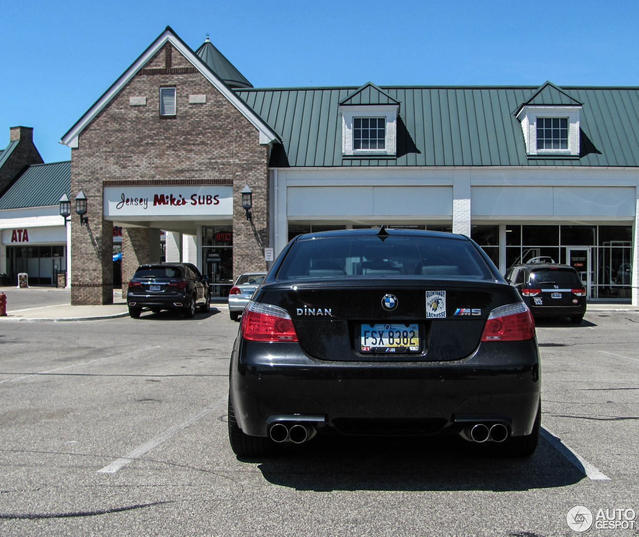 Bmw Z4 Dinan: BMW DINAN M5 E60