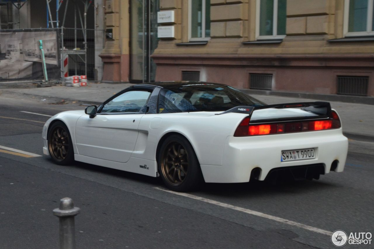 Honda Aurora Honda NSX Type-R 1992-1995 - 29 October 2015 - Autogespot