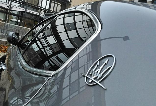 Maserati Ghibli Diesel 2013