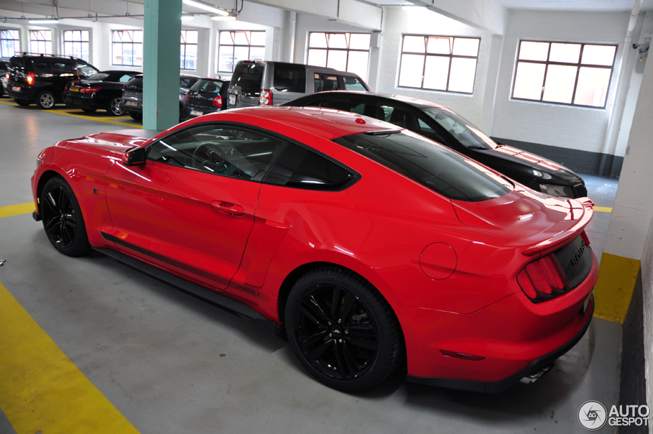 ford mustang roush stage 1 2015 31 octobre 2015 autogespot. Black Bedroom Furniture Sets. Home Design Ideas