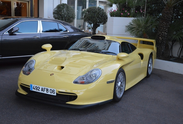exotic car spots worldwide hourly updated autogespot porsche 996 gt1. Black Bedroom Furniture Sets. Home Design Ideas