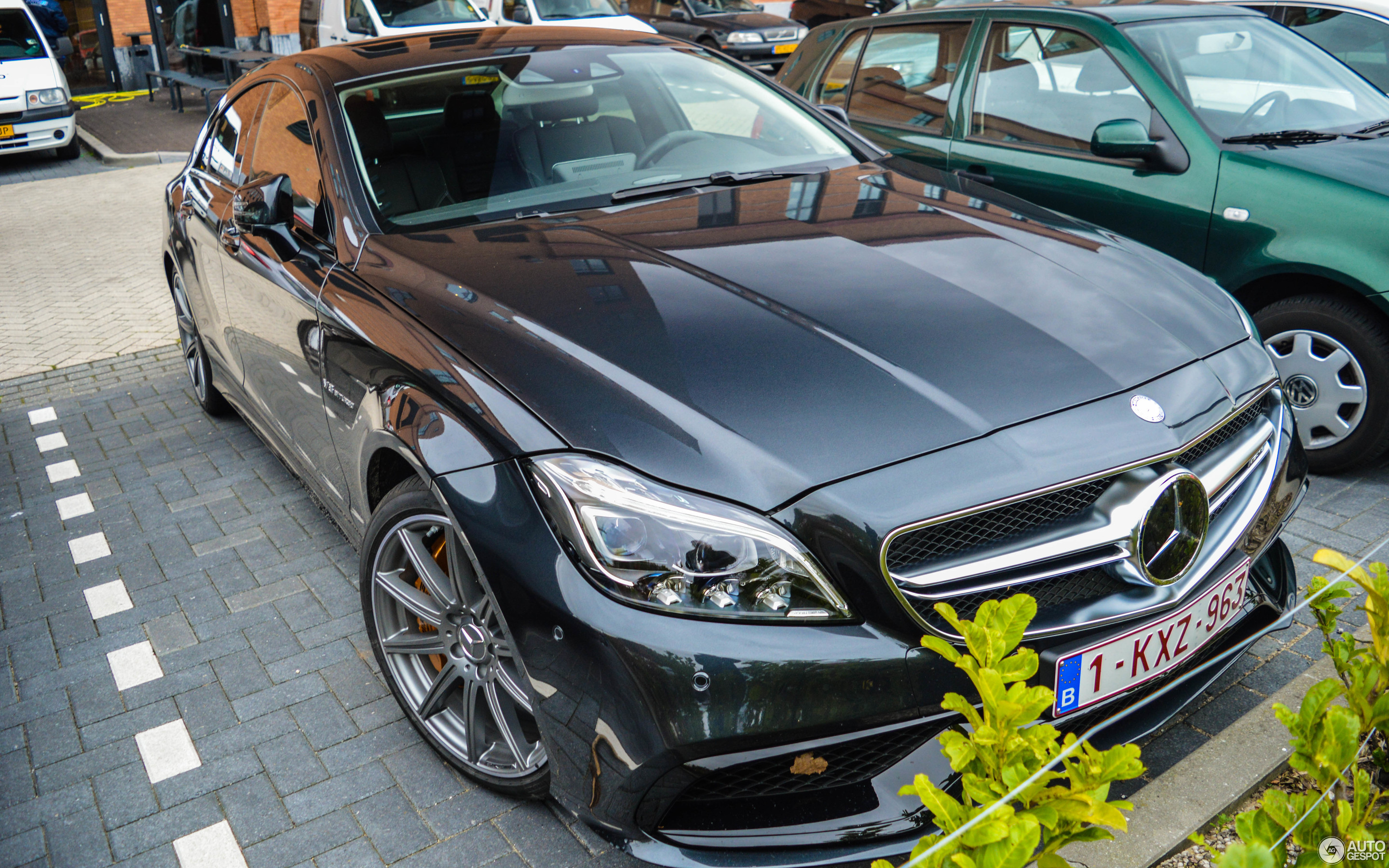 Mercedes Benz CLS 63 AMG S C218 2015 4 November 2015 Autogespot