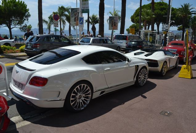 Bentley Mansory Continental GT 2012
