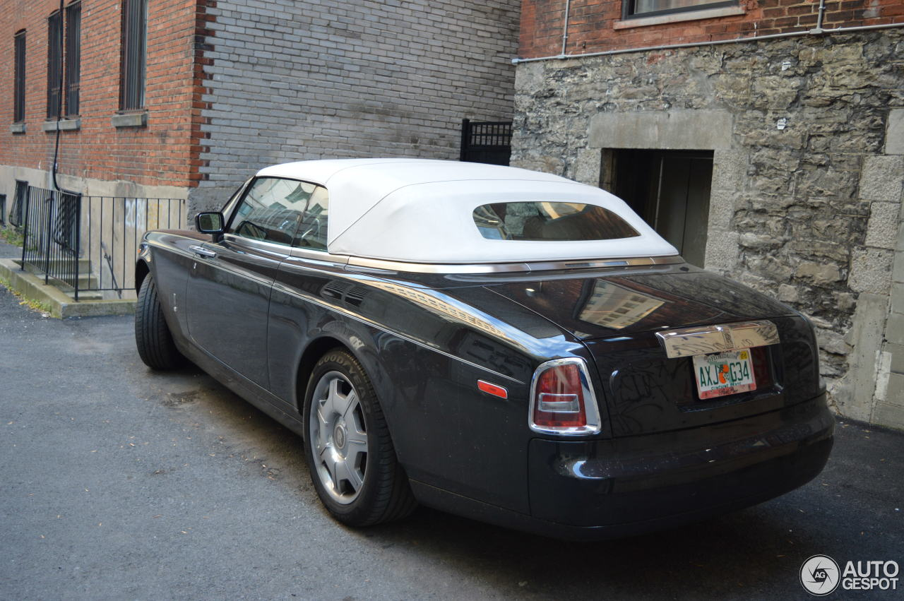 rolls royce phantom drophead coup 6 november 2015. Black Bedroom Furniture Sets. Home Design Ideas