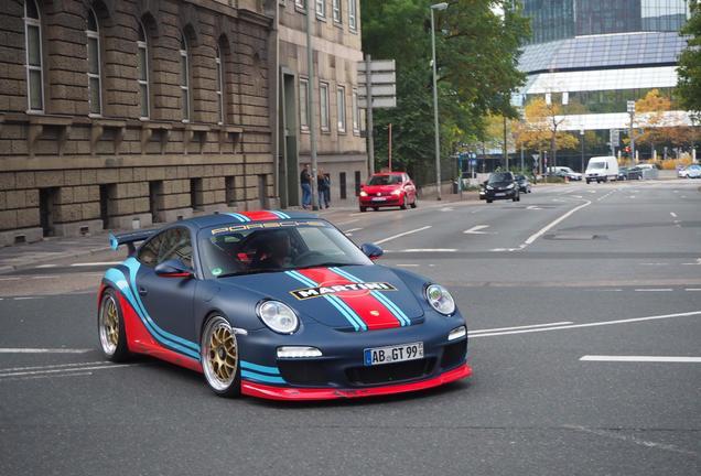 Porsche 997 GT3 Kaege Performance