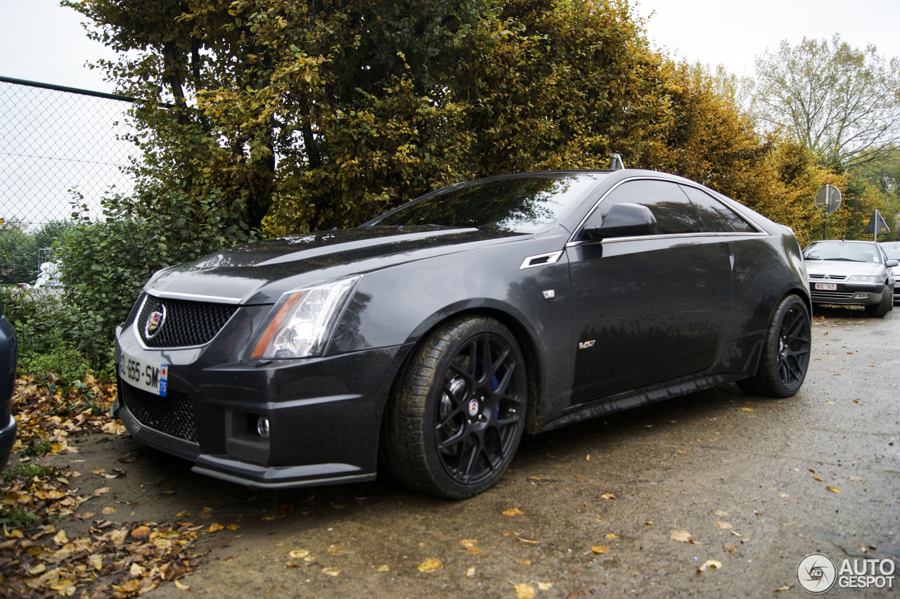 cadillac cts v coupe hennessey v700 11 november 2015 autogespot. Black Bedroom Furniture Sets. Home Design Ideas