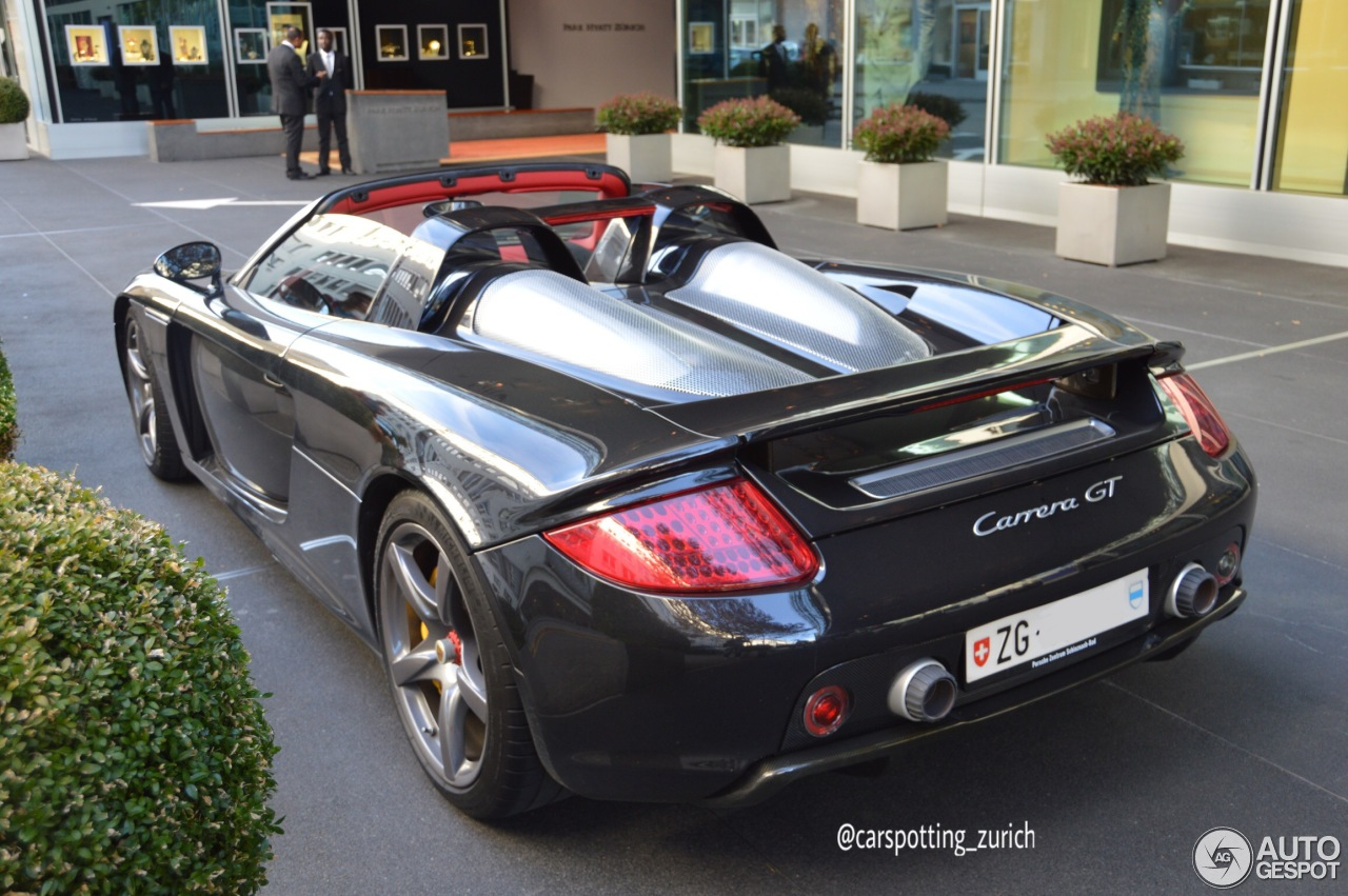Porsche Carrera Gt 11 November 2015 Autogespot