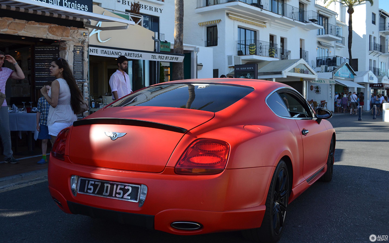 Bentley Continental GT Project Kahn