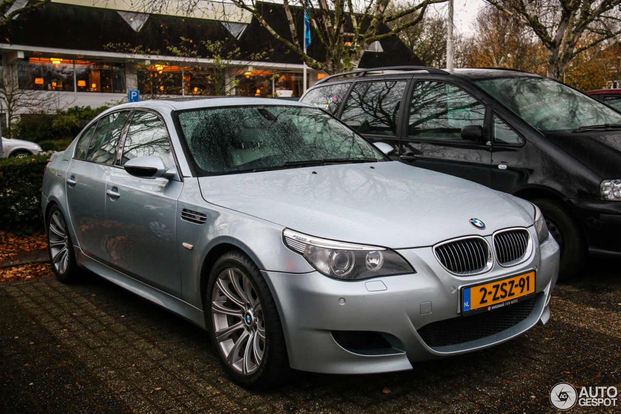 Bmw M5 E60 2005 14 November 2015 Autogespot