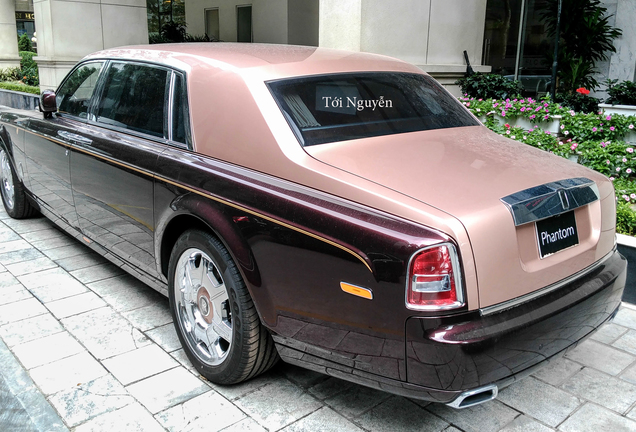 Rolls-Royce Phantom EWB Dong Son Collection