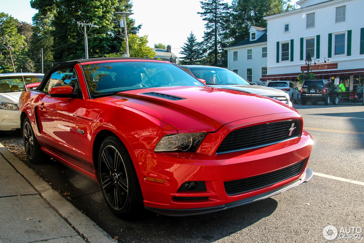Ford Mustang Gt California Special Convertible 2013 21