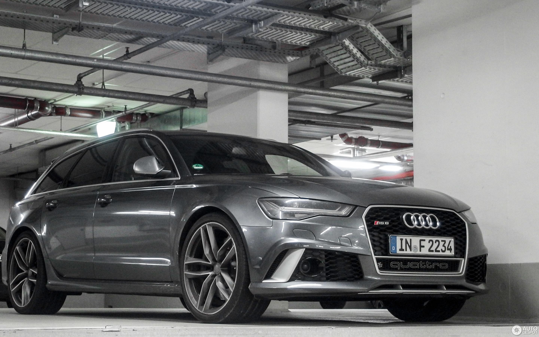 Audi Rs6 Avant C7 2015 23 November 2015 Autogespot