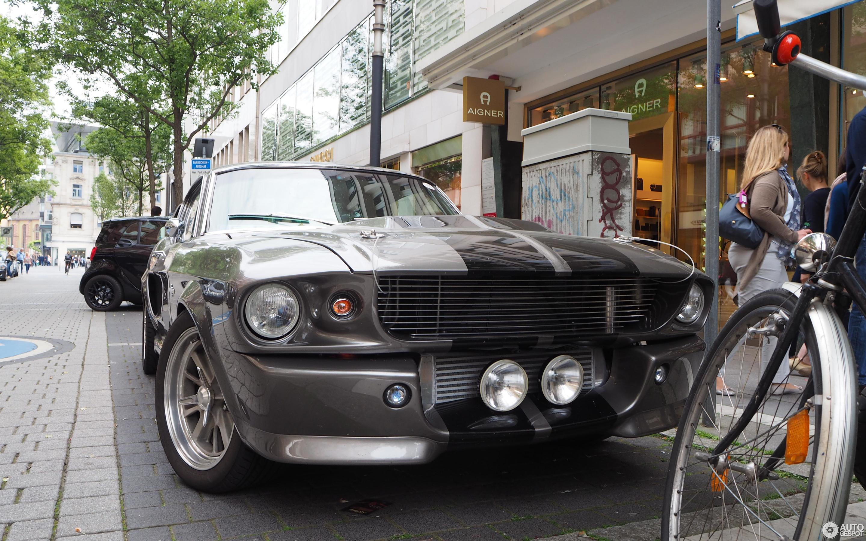 Ford Mustang Shelby G T E Eleanor