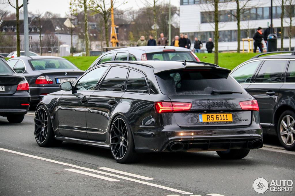 Audi Mtm Rs6 Avant C7 2015 30 November 2015 Autogespot
