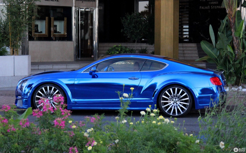 Bentley Continental GT 2012 ONYX Concept GTX 3 Dezember 2015