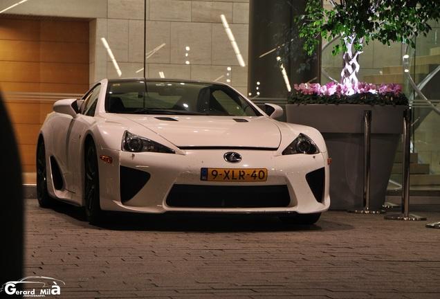 Lexus LFA Tokyo Edition