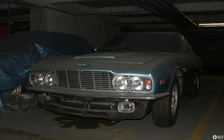 Aston Martin DBS V8 1969 1972 4 December 2015 Autogespot