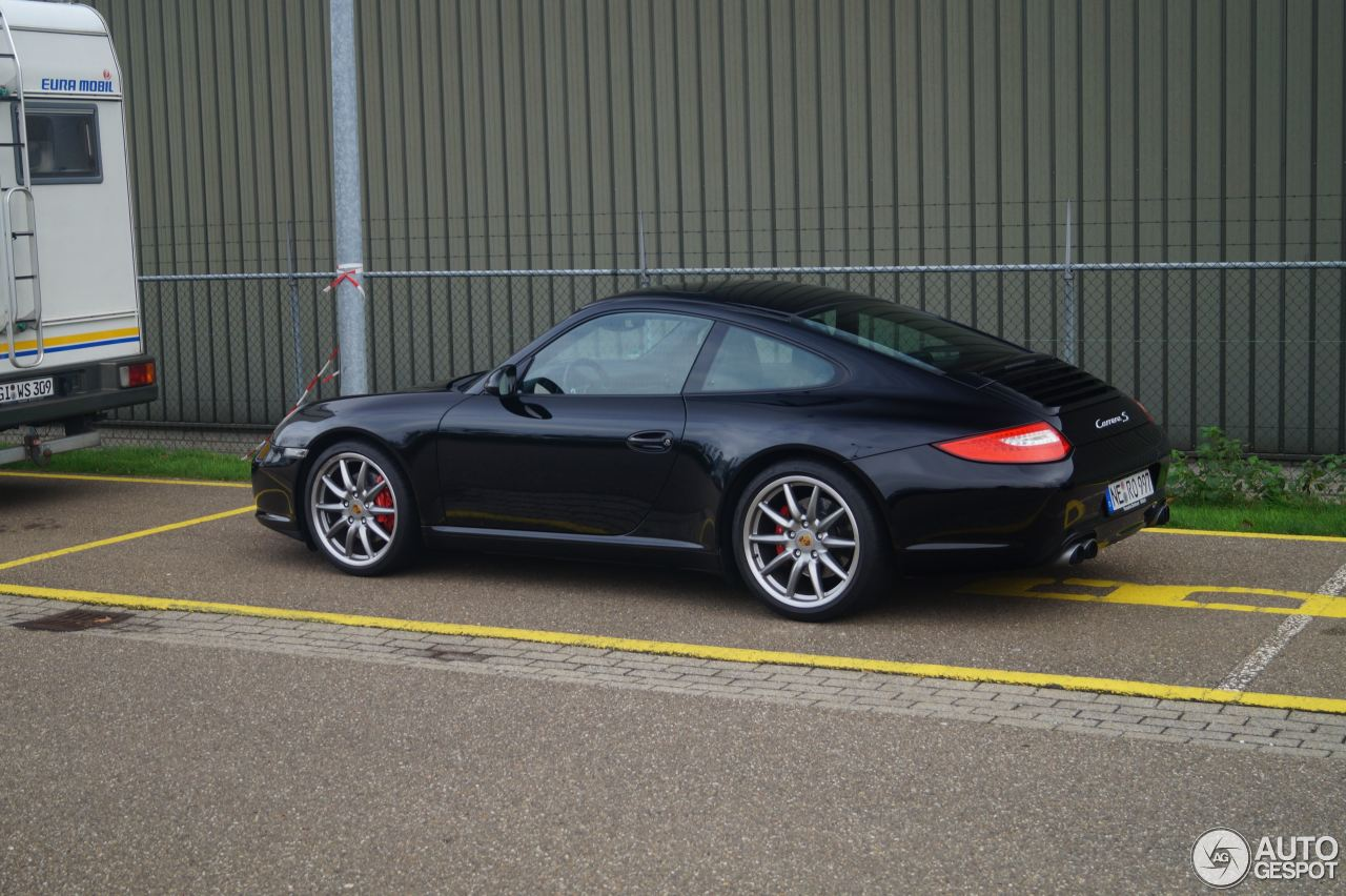 porsche 997 carrera s mkii 5 december 2015 autogespot. Black Bedroom Furniture Sets. Home Design Ideas