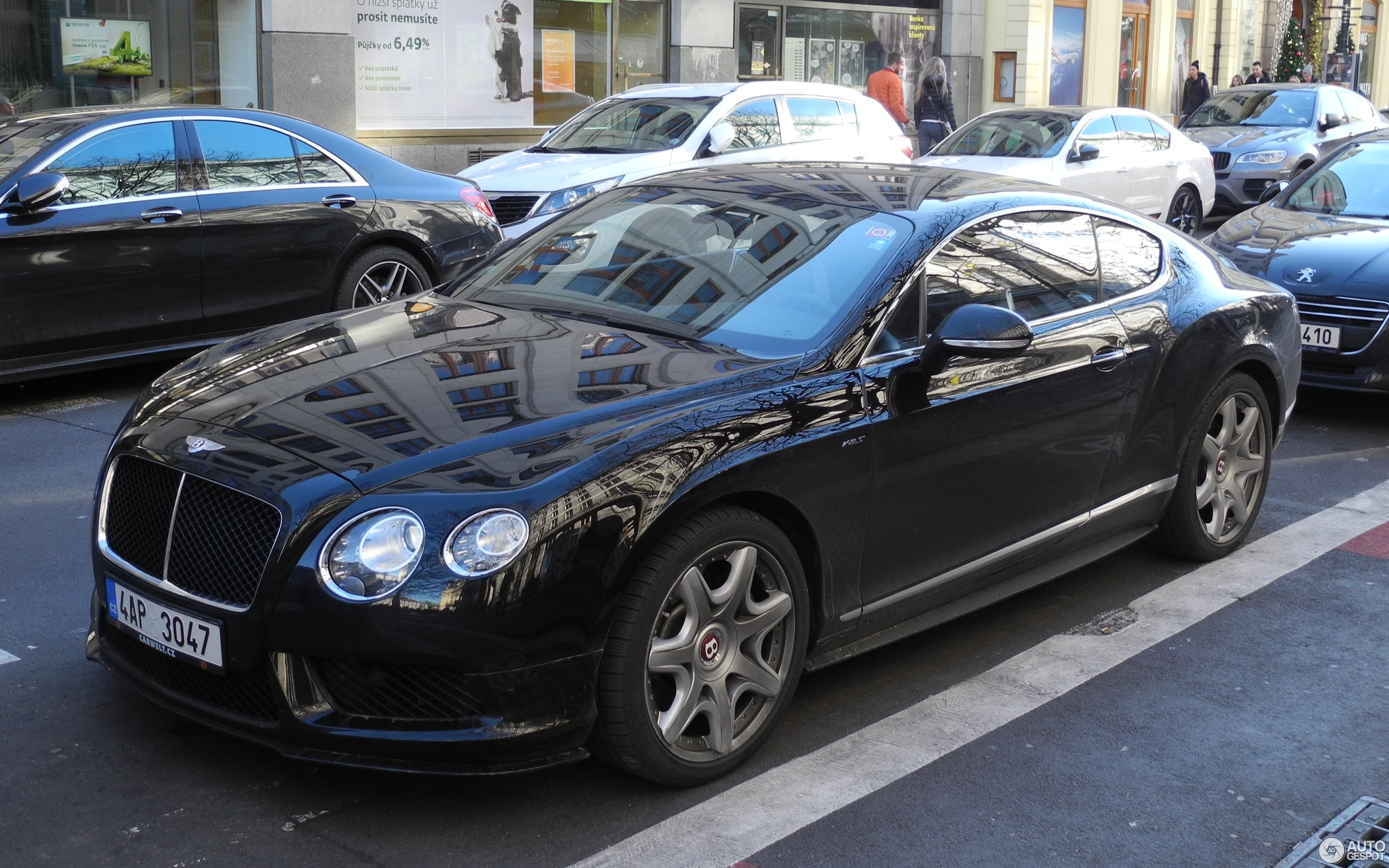 Bentley Continental GT V8 S 6 December 2015 Autogespot