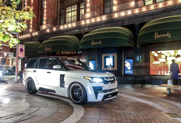 Land Rover Hamann Range Rover Mystère